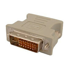 DVI male adapter (DVI - D 24 1) to female VGA (15-pin) AD