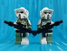 LEGO Star Wars ARF Clone Trooper 2x Minifig Lot | AUTHENTIC Parts Custom