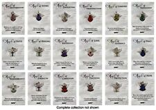 Guardian Angel Of... Lapel Pin YOU CHOOSE TOPIC New! STOCKING STUFFER!  Jewelry