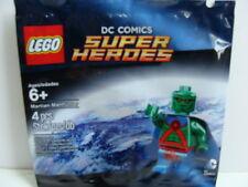 NEW LEGO Super Heroes Martian Manhunter Minifigure Polybag DC Comics 5002126 Bag
