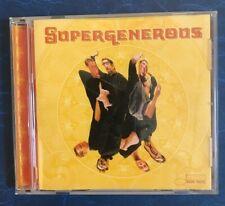 Supergenerous - Supergenerous (CD, Blue Note, 2000)