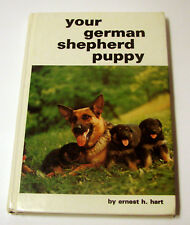 Your German Shepherd Puppy by Ernest Hart (1988, Hardcover)