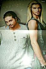 Ein Tom & Bill Kaulitz Poster von Tokio Hotel DIN A3 für Deine Sammlung