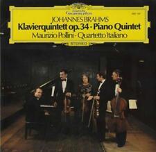 MAURIZIO POLLINI-BRAHMS: PIANO QUINTET OP.34-JAPAN SHM-CD D20