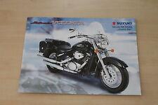 169109) Suzuki VL 800 intruder volusia-country star-folleto 01/2003