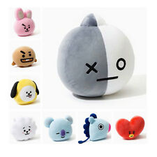 Plüsch Kissen Puppe Kissen Spielzeug Für KPOP BTS BT21 TATA SHOOKY RJ SUGA JIMIN