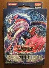 Yu-GI-Oh! - Fury From The Deep - Structure Deck - 1st Edition - Factory Sealed
