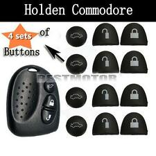 4 Sets Key Buttons Remote Repair For Holden Commodore VS VT VX VY VZ WH WK WL