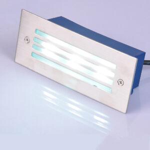 Outdoor 3W/5W LED Underground Lamp Corner Light Fixture Stainless steel Garden