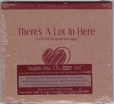 Jonah Matranga - There's A Lot In Here - CD & DVD (Brand New Sealed)