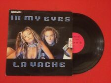 LA VACHE IN MY EYES N'818 319 BPM MAXI 33T LP VINYLE