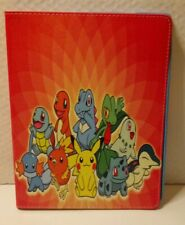 Pokemon PC/Tablet Stand-Up Case 7x9.5