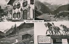 AK aus Bach im Lechtal, Mehrbildkarte, Tirol    (C56)