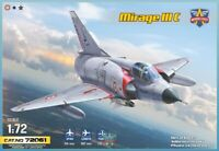 ModelSvit 72061 Mirage IIIC all-weather interceptor aircraft model 1:72 scale