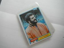 Lyle Alzado - 1981 Topps #505 Near Mint -  Cleveland Browns / Broncos / Raiders