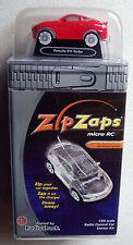 ZIPZAP micro RC Starter Kit aus den USA in ungeöffneter OP!!! Porsche 911 Turbo