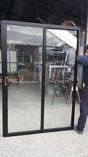 2100h x 1450w NEW Sliding Door 8 Colours SF or FS Single Glazed