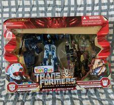 Transformers ROTF Master of Metalikato Whirl Bludgeon Lot Blackout TRU Lot MISB