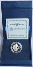 2 Euro commémorative de Malte 2014 Belle Epreuve (BE) - Indépendance