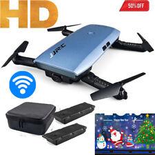 WiFi FPV 720P Telecamera Quadcopter JJRC H47 ELFIE Mini RC Drone APP Pieghevole