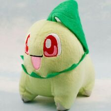 Digimon Adventure Plush Toys 14cm Chikorita Pocket Monster Doll