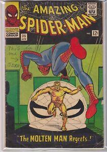 AMAZING SPIDER-MAN # 35