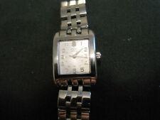 #70  ladys stainless steel SWISS ARMY military quartz watch