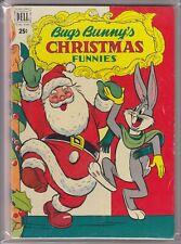 BUGGS BUNNYS CHRISTMAS FUNNIES # 1