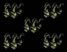25x Acryl Uhrendislay Aufsteller Uhrenständer Uhrenaufsteller Uhr Uhrenhalter