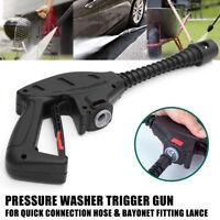 Pressure Washer Trigger Gun Handle Bayonet Fitting For Lavor Wash Smart VAX VPW
