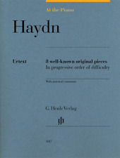 Henle Urtext Chopin: At the Piano 17 Well-Known Original Pieces