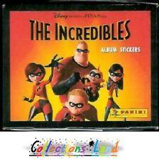 Stickers / Vignettes Panini ~ Les Indestructibles  ~ Lot De 25 Pochettes