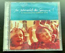 CD Album - SO SCHMECKT DER SOMMER - 16 Sommer-Hits - Deutsch Pop 1995