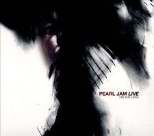 Live on Ten Legs [Digipak] by Pearl Jam (CD, 2010, Universal Distribution)