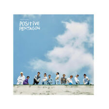 PENTAGON [POSITIVE] 6th Mini Album CD+PhotoBook+PhotoCard K-POP SEALED