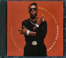 Shabba Ranks - Slow And Sexy (CD, Maxi-Single, 1992, Epic) PROMO ESK 4838