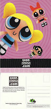 SHOP AT CARTOON NETWORK DOT COM ADVERTISING UNUSED COLOUR  POSTCARD