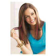 "Easy CLIP-IN Hair Extensions 16"" HIGHLIGHTS! by POP/HairUWear - SELECT COLOR!"