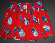 Abercrombie & Fitch Floral Skirt NWT Size XS