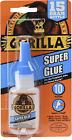 Gorilla Super Glue, 15 Gram, Clear, (Pack of 1)