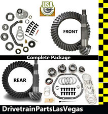 "F250 F350 Ford 10.5"" Dana 60 4.30 Ring and Pinion Master Install Gear Pkg Thick"