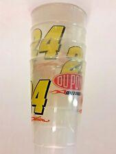 NASCAR 4 Piece Tumbler Set, #24 Jeff Gordon, NEW