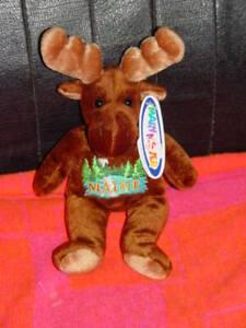 Maine Moose Mary Meyer Stuff Plush Moose