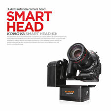 Konova Smart Head M1 3-Axes Motorized Timelapse Pan Tilt System