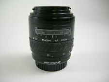 ProSpec AF Zoom 28-70mm f3.5-4.5 MC for Minolta A Mt. lens