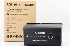 Canon BP-955 Lithium Ion Battery 4900mah in good condition