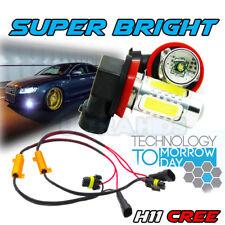 H11 H8 Cree 12w Led Smd Canbus Error Free Cree Cob Audi Bmw Vw White 8500k