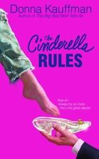 The Cinderella Rules (Glass Slipper, Inc.), Kauffman, Donna, Good Condition, Boo