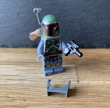 Lego Star Wars Rare Minifigure Boba Fett From Set 75137