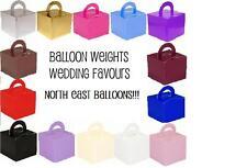 Party/Wedding/Birthday/Christening Gift/Favour Box / Helium Balloon Weight